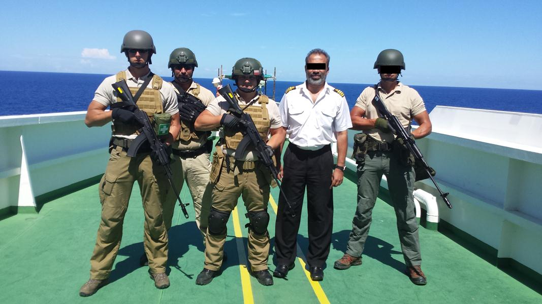 Tactical Risk Group is seeking qualified Maritime Security Operatives (MSO) for Ordinary & Oil major's transits