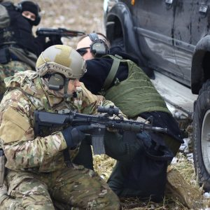 Private Military Contractors (PMC) Course